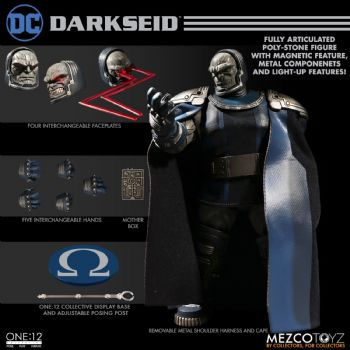 *** Pre-Order *** Mezco One:12 Collective DC Comics Darkseid Figure